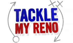 Tackle My Reno Logo